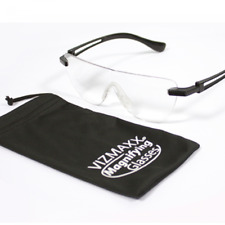Vizzmaxx Vergrößerungsbrille Zauberbrille  Lupe - 160% Vergrößerung - B-Ware