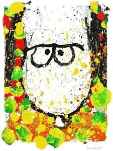 """Tom Everhart-""""Squeeze the Day-Monday""""-LE Hand Pulled Lithograph/Hand Signed/LOA"""