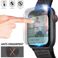 Soft Protective Film For Apple Watch iWatch Series 4 Protective Film 40/44MM