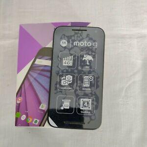 Motorola Moto G 3rd Generation - 8GB - Black Smartphone