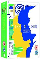 IT CROWD (2006-2015) 1.0 2.0 3.0 4.0 5.0 Ultimate COMPLETE I.T. TV Series R2 DVD