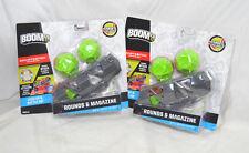 2 packs BOOM CO Smart Stick technology Rounds & Magazine Mattel Target Boomco