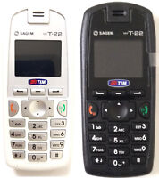 Sagem My T-22 GSM Unlocked Dual Band,Bright LCD Display Phone For Europe & Asia.