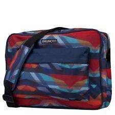Brunotti BB Messenger Shoulder Bag-NAVY MULTI RRP £42.99 New £22.99