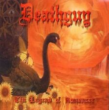 Deathguy - The Legend of Romancer - CD - Neu