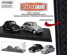 Greenlight 1:64 First Cut - 1938 Volkswagen Split Window Beetles Diecast Car