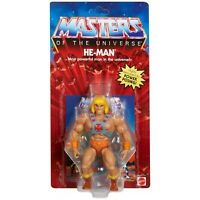 "Masters of the Universe Origins MOTU Walmart He-Man Battle 5.5"" Action Figure"