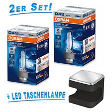 OSRAM D4S 35w p32d-5 Cool Blue Intense 2 piezas Cuby Linterna LED