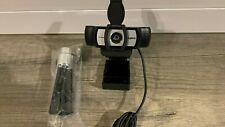 Logitech C930E Webcam - Stativ