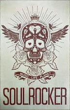 MICHAEL FRANTI & SPEARHEAD Soulrocker 2016 Ltd Ed RARE Litho Poster Hip-Hop Funk