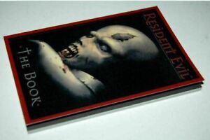 Capcom Promo Biohazard Resident Evil: The Book 1996, 1997 RARE ENGLISH 🔥😎👍🏻