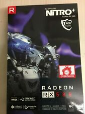 SAPPHIRE NITRO+ Radeon RX 580 4GB GDDR5 Graphics Card