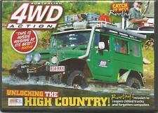 AUSTRALIAN 4WD ACTION - ISSUE 214 UNLOCKING THE HIGH COUNTRY