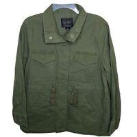 Sanctuary Cotton Twill 4 Pocket Utility Jacket Size XL NWT Womens Retail $129