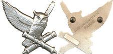 61° Régiment d'Artillerie, Insigne d'Honneur, chouette,attache PIN'S, A.B.(3180)