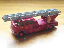Vintage MATCHBOX KING SIZE K-15 KENT FIRE BRIGADE MERRYWEATHER FIRE ENGINE 1964