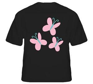 My Little Pony Brony Fluttershy Cutie Mark T Shirt