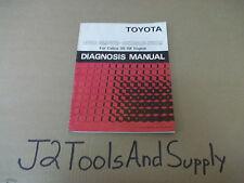 !*Genuine Toyota 3S-GE Engine Diagnosis Manual for 1985 Celica