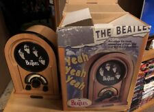 The Beatles Collection 1998 Soho AM/FM Radio - TESTED AND WORKS!!!