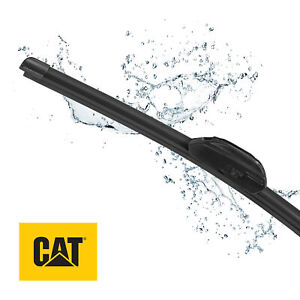CAT Clarity Premium Replacement Windshield Wiper Blades for Trucks 22 Inch