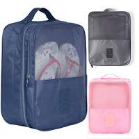 Travel Cosmetic Shoe Storage MakeUp Bag Folding Toiletry Wash Organizer Pouch
