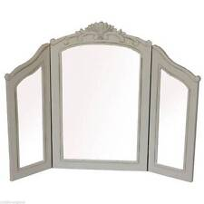 French Country Arched Dressing Table Decorative Mirrors