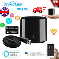 Broadlink RM4 Mini Smart Home WiFi IR Wireless Remote Controller for iOS Android