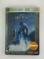 Lost Planet: Extreme Condition Collector's Edition - Xbox 360 Game - Complete