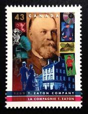 Canada #1510 MNH, T Eaton Company Stamp 1994