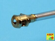 76,2mm U.S. M1A2 BARREL WITH MUZZLE BRAKE to SHERMAN M4A3E8 #35L186 1/35 ABER