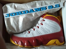 "NIKE AIR JORDAN 9 RETRO ""BENTLEY ELLIS"" UK 9.5"