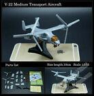 4D Fighter Helicopter Airplane Modell Puzzle Block Toy zusammenbauen