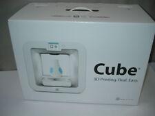 NEU! 3D Systems 392200 Cube3 Cube 3D Drucker Weiß -