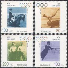 Germany 1996 Olympic Games/Horse/Skating/Gymnastics/Sports/Olympics 4v (n28064)