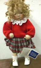Puppe Künstlerpuppe LIMITIERT Sylvia Natterer POMME Sammler RAR Poupée Handmade