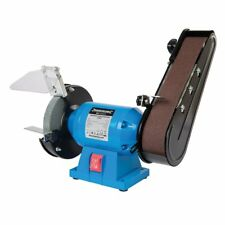 612519-240W DIY Bench Grinder   Belt Sander 230V