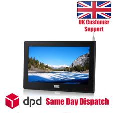 "August DA100C - 10"" Portable TV"