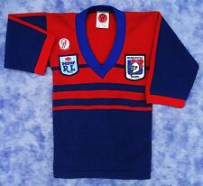 ARL / NSWRL NEWCASTLE KNIGHTS JERSEY Kids 60cm - NEW