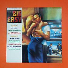 BIG EASY Soundtrack AN 7087 kDisc KP LP Vinyl VG++ Cover VG++ Jazz Zydeco