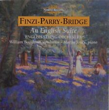 An English Suite: Music by Finzi, Parry and Bridge (CD 1993 Nimbus/BMG) Nr MINT