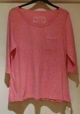 Marks and Spencer Women's No Pattern Cotton Blend Other Tops & Shirts