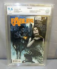 FABLES #1 (Alex Maleev Variant Cover) CBCS 9.6 NM+ Vertigo Comics 2002