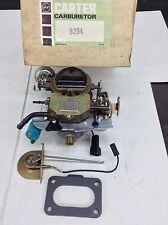 NOS CARTER BBD CARBURETOR 8294S 1978 CHRYSLER DODGE PLYMOUTH 318 ENGINE A/T