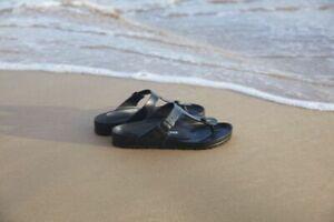 Birkenstock Gizeh Black EVA Badesandalen Größe 35-46 normales Fußbett