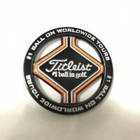 Titleist Premium Golf Ball Marker Black x Copper Not sold in stores New