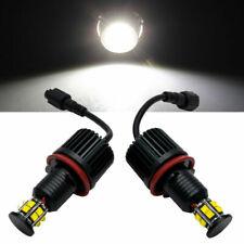 H8 120W Angel Eyes LED Marker Halo Light Bulbs For BMW E90 E92 E60 E61 X5 X6 Z4