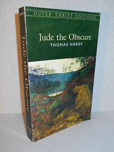 Jude the Obscure by Thomas Hardy (2006, Paperback) Dover Editions