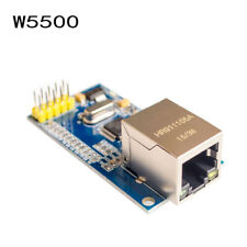 Hot W5500 Ethernet Network Modules TCP/IP 51/STM32 SPI Interface For Arduino