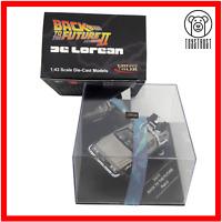 DeLorean Back to the Future 2 1:43 Scale Diecast Model 24015 Vitesse SunStar