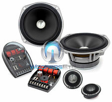 "JL AUDIO ZR525-CSI CAR 5.25"" PRO COMPONENT SPEAKERS MIDS TWEETERS ZR-525CSi NEW"